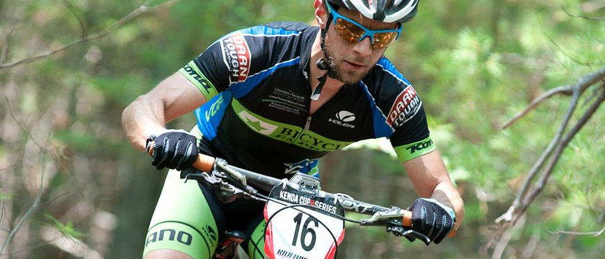 Bicycle Express Racer Greg Jancaitis