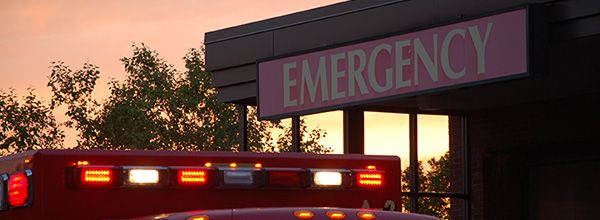 Emergency and Express Care at Central Vermont Medical Center