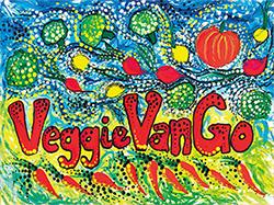 Vermont Food Bank VeggieVanGo Logo