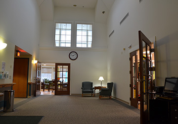 Woodridge Rehabilitation and Nursing Open Space