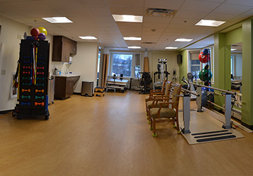 Woodridge Rehabilitation and Nursing Rehabilitation Therapy Room