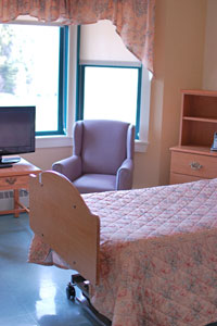 Woodridge Rehabilitation and Nursing Single Room