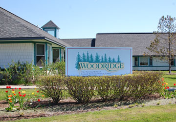 Woodridge Rehabilitation and Nursing Sign