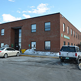 Medical Office Building B on the Central Vermont Medical Center Campus