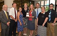 NEEP Recognizes CVMC as 2015 Northeast Business Leader for Energy Efficiency