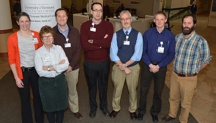 UVM Medical Center Intensivist Team