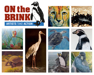 On the Brink: Artists Take Action Art Exhibit