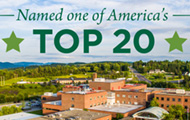 CVMC Named Top 20 Rural & Community Hospital