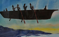 """Top of the World"" - Paintings & Artist's Books of the Arctic by Ken Leslie"