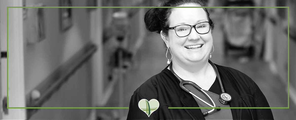 Candace Rogers, LPN, Woodridge Rehabilitation & Nursing