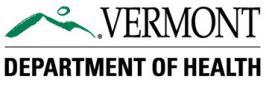 Vermont Department of Health logo