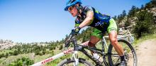 Bicycle Express Team Racer Kim Quinlan