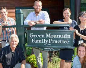 Practitioners at Green Mountain Family Practice
